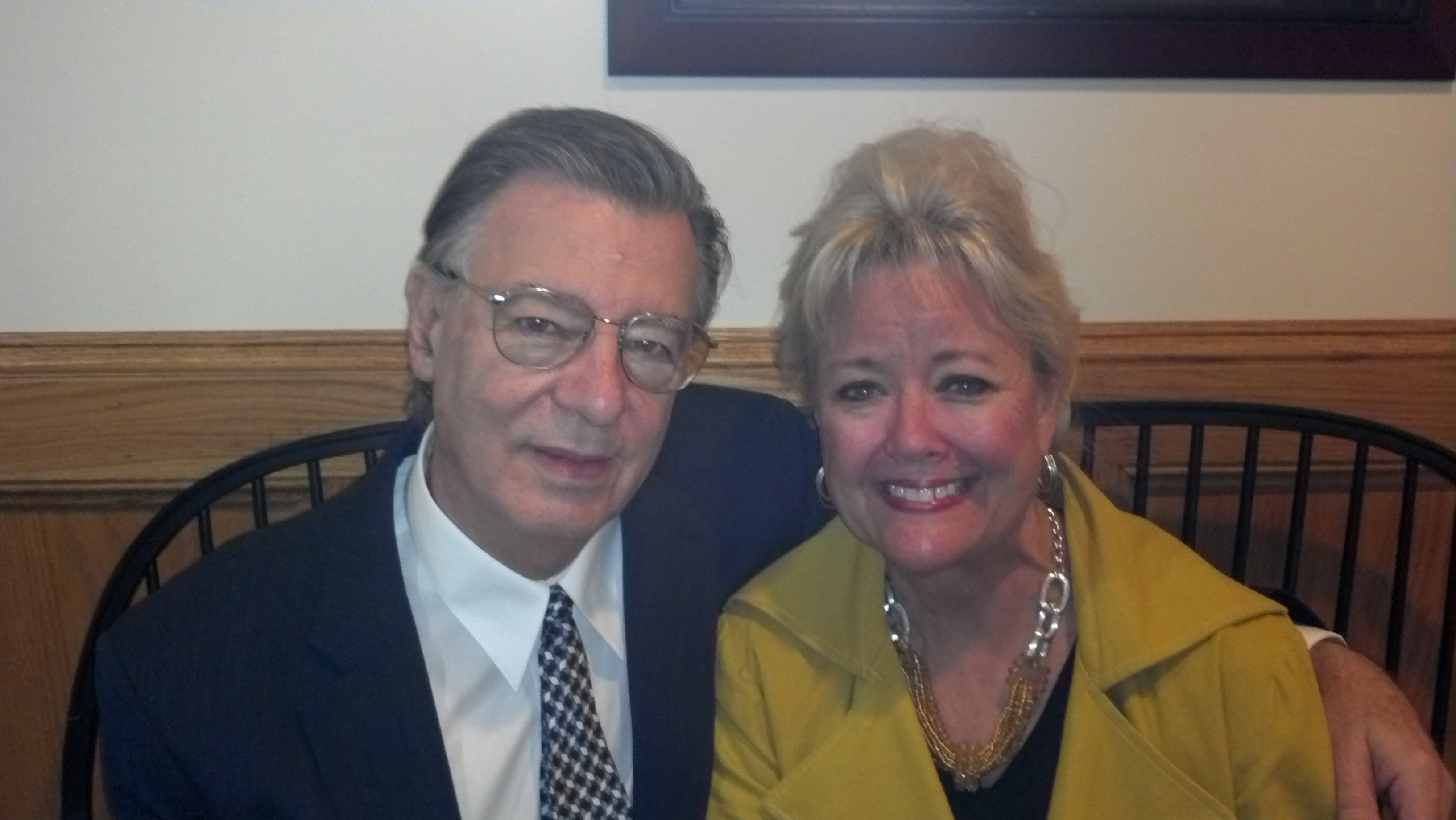 Mike and Jane Maloney