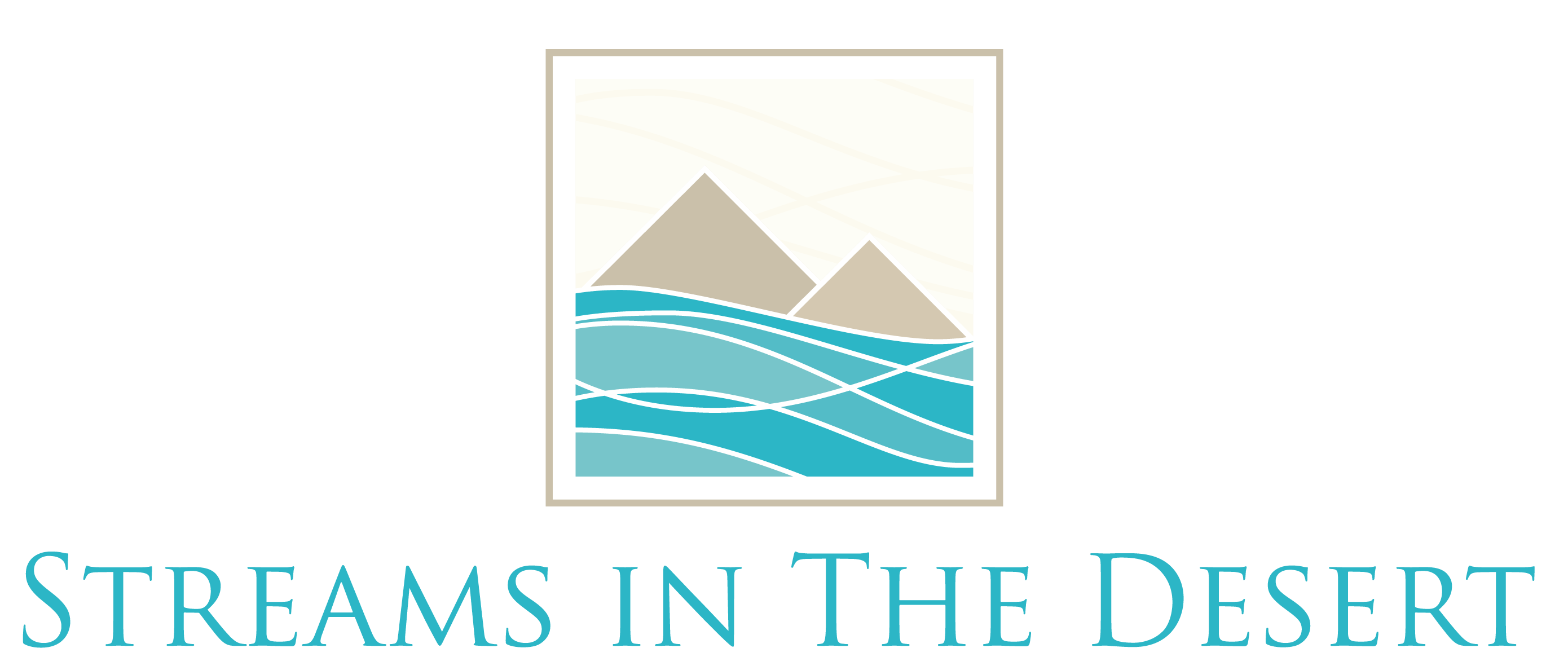Streams In The Desert logo